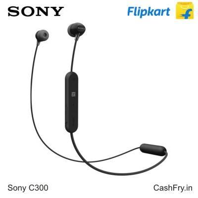 Best Sony Wireless Headphones Bluetooth Earphones Sony c300