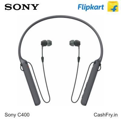 Best Sony Wireless Headphones Bluetooth Earphones Sony c400