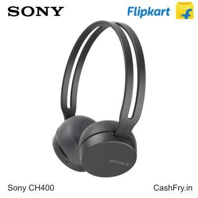 Best Sony Wireless Headphones Bluetooth Earphones Sony ch400
