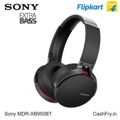 Best Sony Wireless Headphones Bluetooth Earphones Sony mdrxb950bt