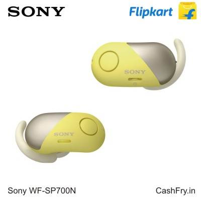 Best Sony Wireless Headphones Bluetooth Earphones Sony wf-sp700n
