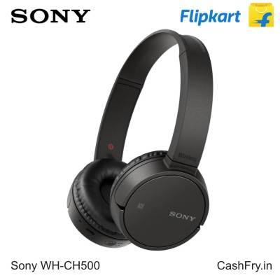 Best Sony Wireless Headphones Bluetooth Earphones Sony whch500