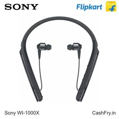 Best Sony Wireless Headphones Bluetooth Earphones Sony wi1000x