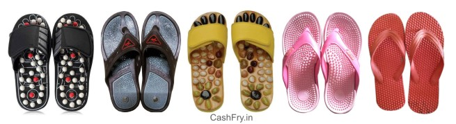 Medicated Slippers Acupressure Slippers