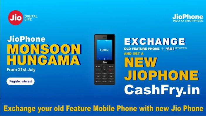 Jio Phone Exchange Offer