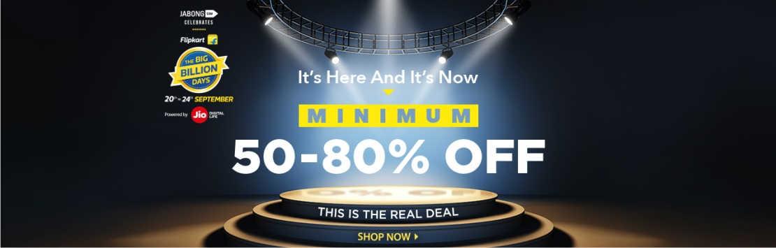 Jabong Big Billion Days Sale Couponzpoint.com