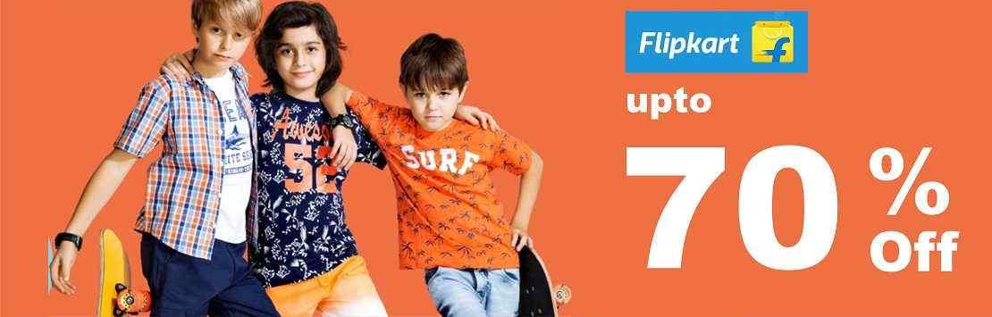 Kids Fashion Coupons