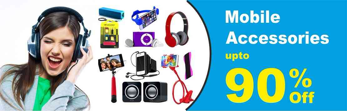 Mobile Accessories Coupon